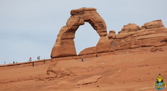 Next time I'll make sure I have enough time to hike to Delicate Arch