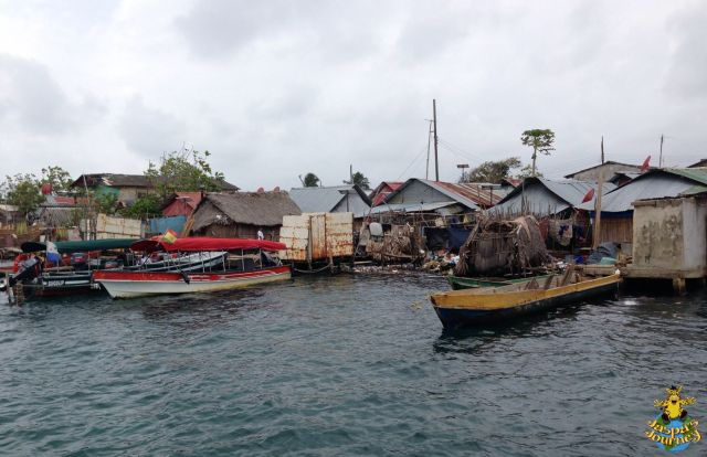 The dock at Carti